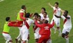 البيرو تهزم العراق وديا قبل مواجهة قطر