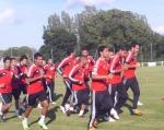 الزامبى زديوم حكماً لمباراة المنتخب الأولمبى أمام كينيا