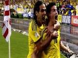 رودريجيز وفالكاو ضمن تشكيلة كولومبيا فى كوبا اميركا