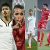الجزائري بغداد بونجاح لاعب السد والمغربي يوسف العربي مهاجم الدحيل يتقدمان في قائمة هدافي العالم 2018